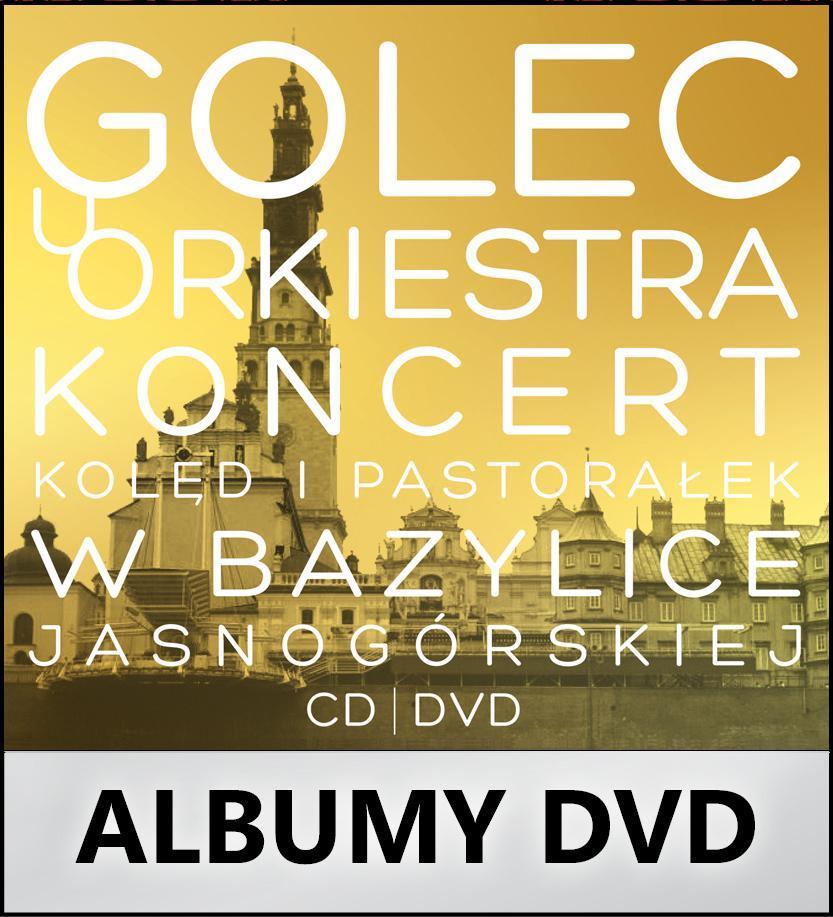Albumy DVD